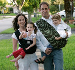 Baby Wearing Benefits For Toddlers